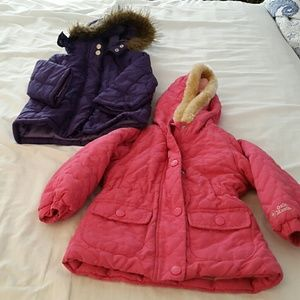 Other - Girls jackets sz 2t